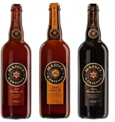 Maisel & Friends Tasting Paket (3 x 0,75 Ltr.) - Jeff´s Bavarian Ale + Stefan´s Indian Ale + Marc´s Chocolate Bock - Craft Bier Paket - 1