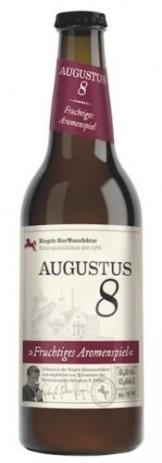 Riegele Augustus 8 - Bierspezialität aus Augsburg - 1
