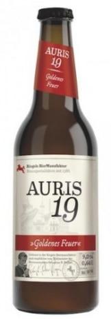 Riegele Auris 19 - Bierspezialität aus Augsburg - 1