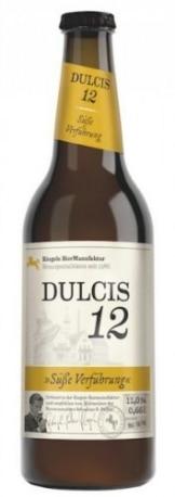 Riegele Dulcis 12 - Bierspezialität aus Augsburg - 1