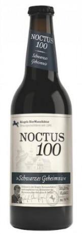 Riegele Noctus 100 - Bierspezialität aus Augsburg - 1