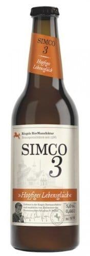 Riegele Simco 3 - Bierspezialität aus Augsburg - 1