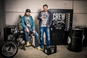 crew republic brewer