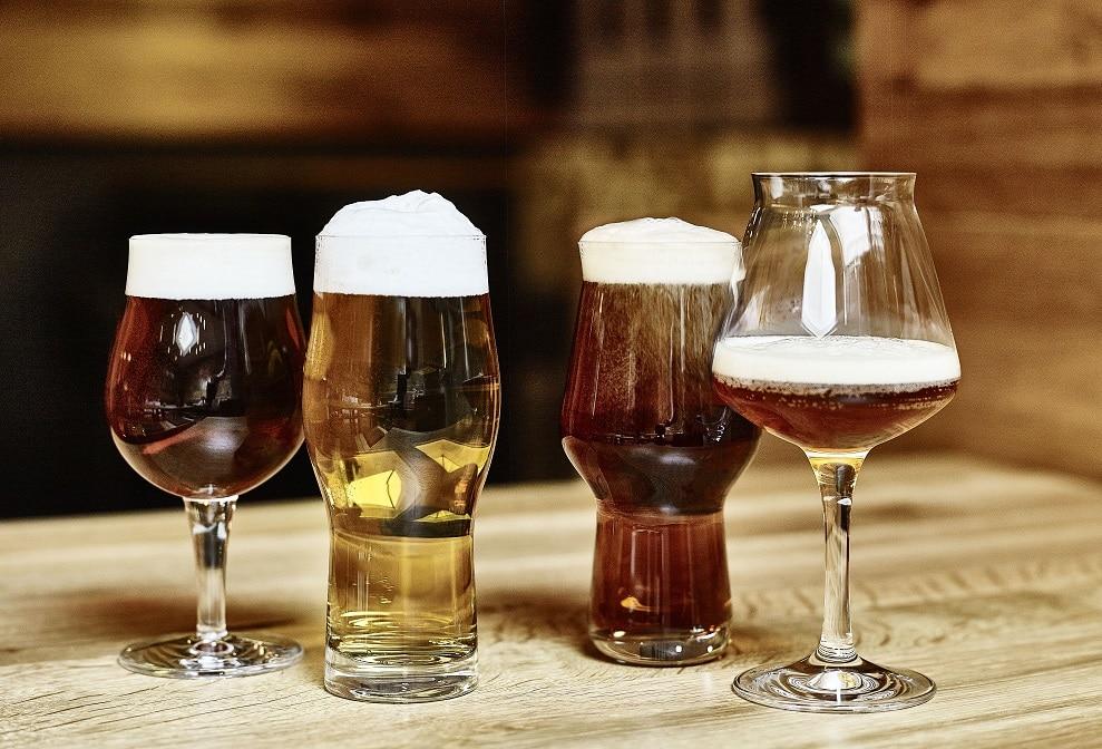 craft beer gl ser das musst du ber die ideale glasform wissen. Black Bedroom Furniture Sets. Home Design Ideas