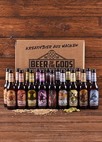 wacken brauerei beer of the gods paket