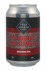 frau gurber sunrise to sunset session ipa
