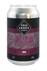 frau gruber yeast is king ipa